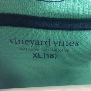 Vineyard Vines Shirts & Tops - Men's vineyard vines 3/4 zip pullover